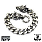 Steel Chain Wolf Head rannekoru