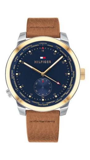 Tommy Hilfiger rannekello TH1791553 Denim